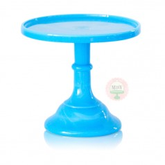 "6"" Blueberry Milk Classic Cake Stand"