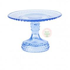 Blueberry Hobnail Pedestal