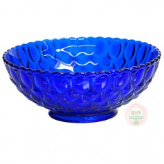 Elizabeth Fruit Bowl-Cobalt