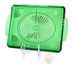 Vintage Emerald Tray