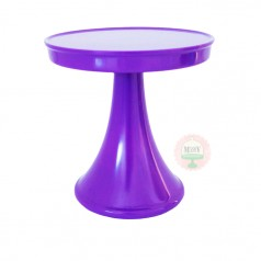 Melamine Cupcake Stand-Grape