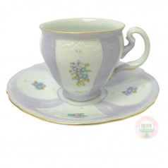 Gumdrop Children's Teacup & Saucer-Lavender