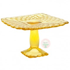 "8"" Lemon Trellis Cake Stand"