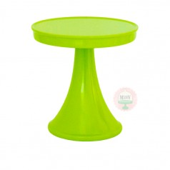 Melamine Cupcake Stand- Lime Green