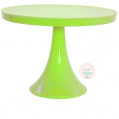Melamine Cake Stand-Lime Green