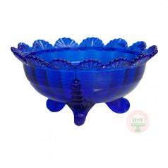Cobalt Opal Bowl