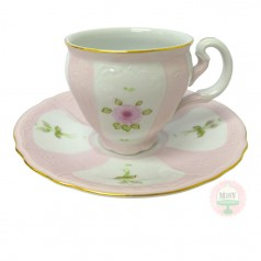 Gumdrop Children's Teacup & Saucer-Pink