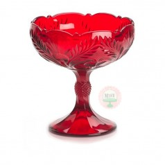 Candy Apple Red Thistle Compote