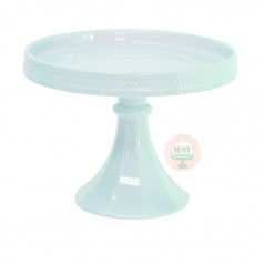 "7.5"" Bon Bon Rimmed-Cotton Candy Blue"