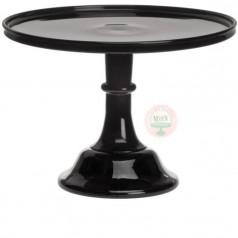 black cake stand