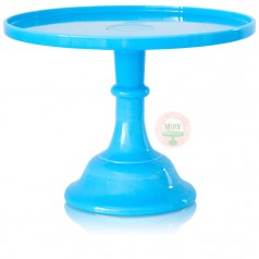 "12"" Blueberry Milk Classic Cake Stand"