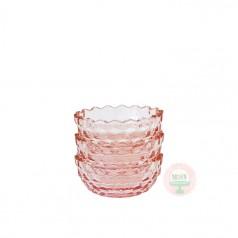 Depression Pink Bowls