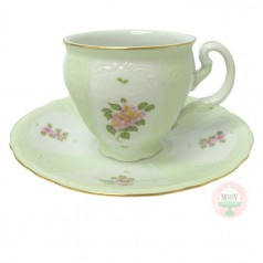 Gumdrop Childrens Teacup Set Green