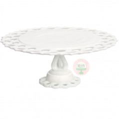 Lacey Edge Cake Stand