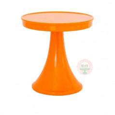 Melamine Cupcake Stand-Orange