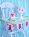 Vintage Baby Highchair Rental