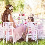 Part 2: Mommy & Me Tea Party