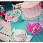 {Real Clients} Tori Spellings Mad Hattie Tea Party