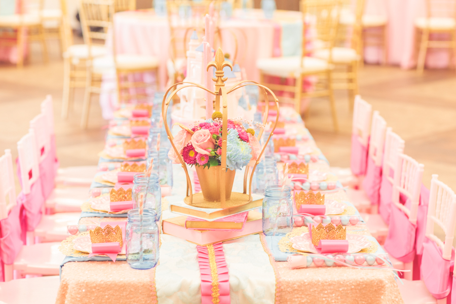 Pt. 3 Royal Little Princess Table | Dessert Stand Rentals ~ Los Angeles, California