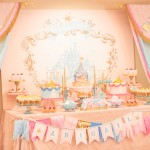 Pt. 2 Vintage Sleeping Beauty Dessert Table