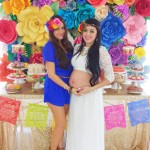 My Sisters Colorful Mexican Inspired Baby Shower!