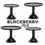Blackberry Milk Cake Stands