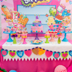 Shopkins Birthday Party by Minted and Vintage