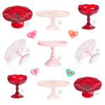 Valentine's Day Cake Stands
