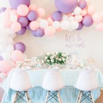Pastel Mermaid Party from Pretty Little Events